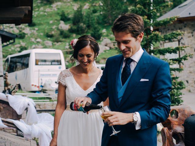 La boda de Juan y Lucía en Benasque, Huesca 74