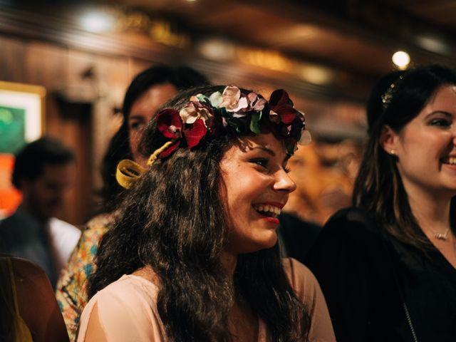La boda de Juan y Lucía en Benasque, Huesca 79