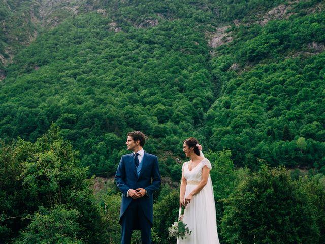 La boda de Juan y Lucía en Benasque, Huesca 59