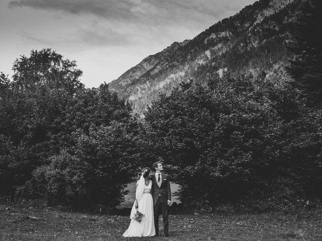 La boda de Juan y Lucía en Benasque, Huesca 69