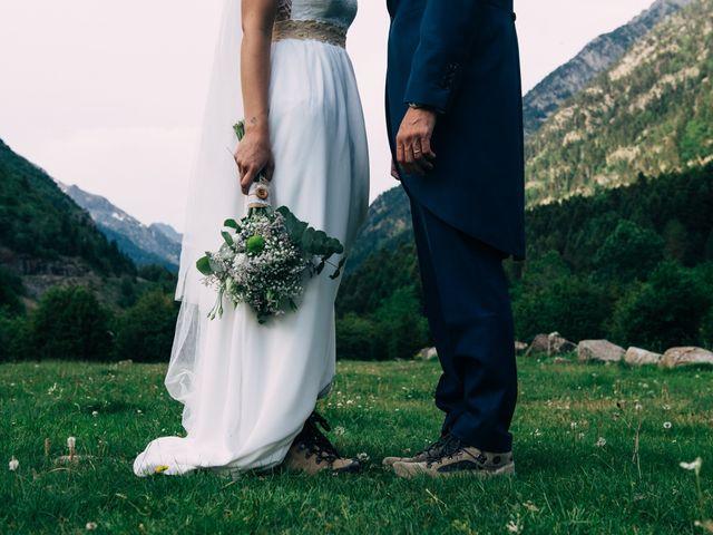 La boda de Juan y Lucía en Benasque, Huesca 68