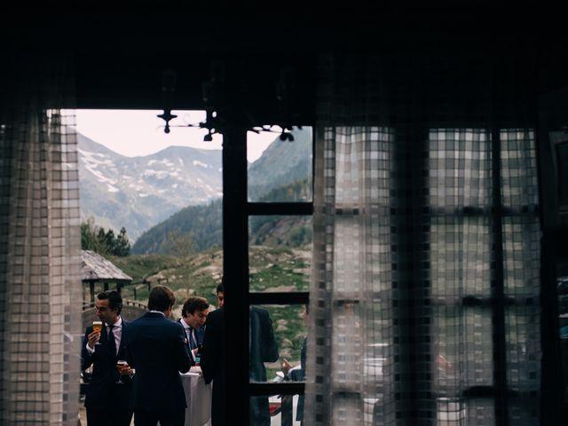La boda de Juan y Lucía en Benasque, Huesca 77