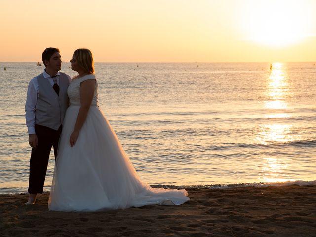 La boda de Juan Octavio y Remei en Benigánim, Valencia 43