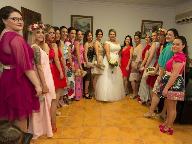La boda de Juan Octavio y Remei en Benigánim, Valencia 11