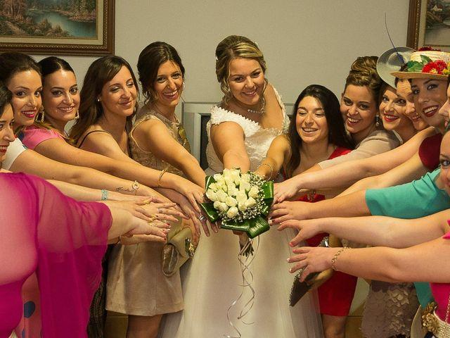 La boda de Juan Octavio y Remei en Benigánim, Valencia 12
