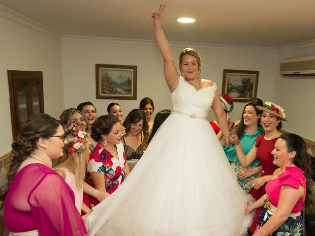 La boda de Juan Octavio y Remei en Benigánim, Valencia 13