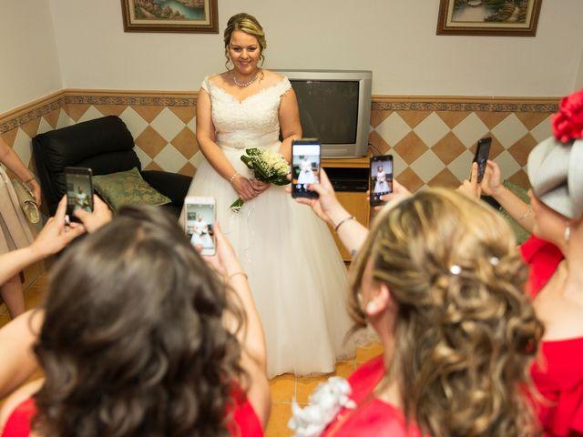 La boda de Juan Octavio y Remei en Benigánim, Valencia 14