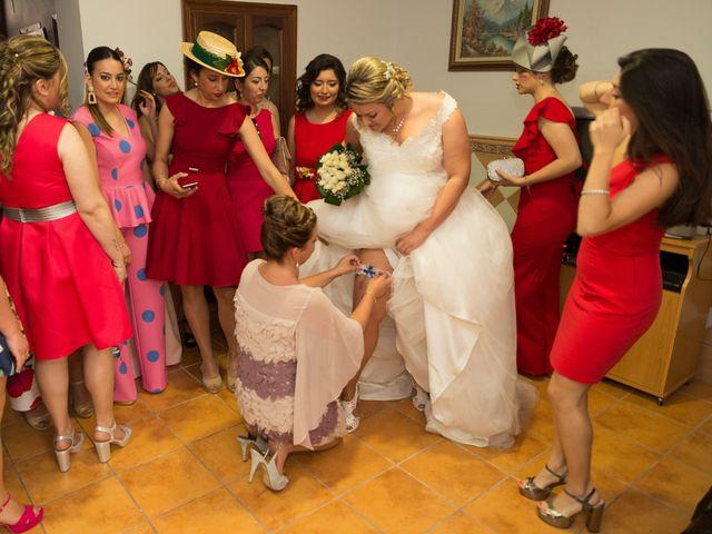 La boda de Juan Octavio y Remei en Benigánim, Valencia 15