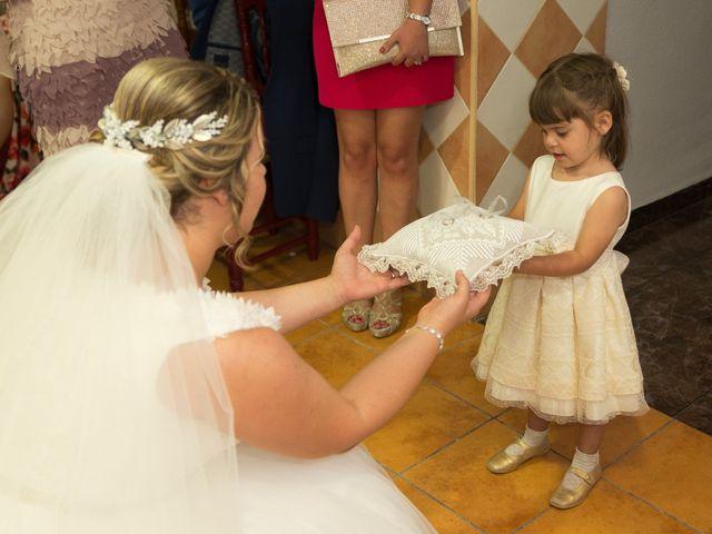 La boda de Juan Octavio y Remei en Benigánim, Valencia 17
