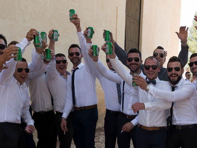 La boda de Juan Octavio y Remei en Benigánim, Valencia 20