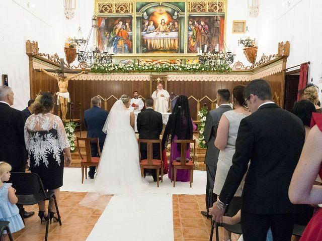 La boda de Juan Octavio y Remei en Benigánim, Valencia 23