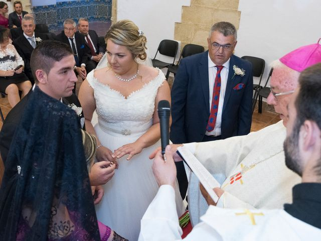 La boda de Juan Octavio y Remei en Benigánim, Valencia 25