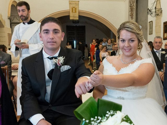 La boda de Juan Octavio y Remei en Benigánim, Valencia 28