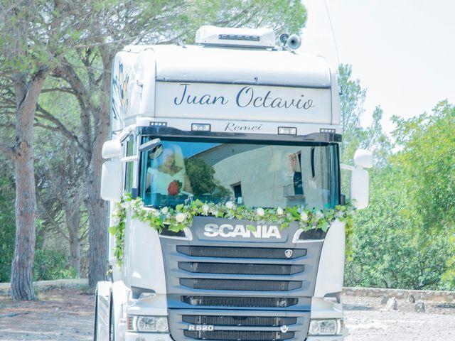 La boda de Juan Octavio y Remei en Benigánim, Valencia 34