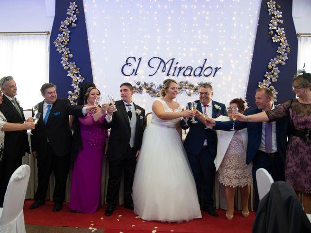 La boda de Juan Octavio y Remei en Benigánim, Valencia 37