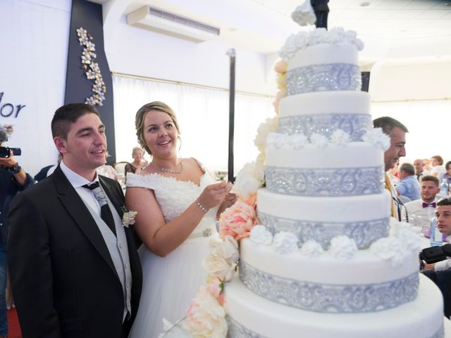 La boda de Juan Octavio y Remei en Benigánim, Valencia 39