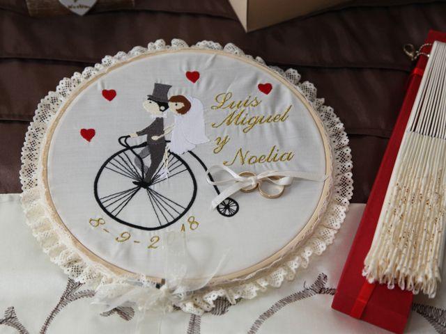 La boda de Luis Miguel y Noelia en Bailen, Jaén 13