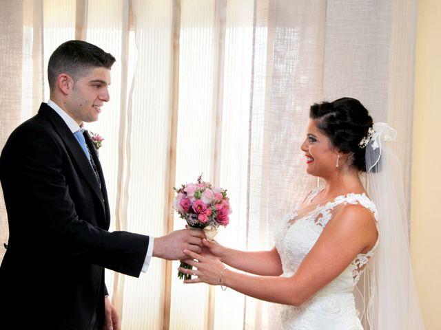 La boda de Luis Miguel y Noelia en Bailen, Jaén 19