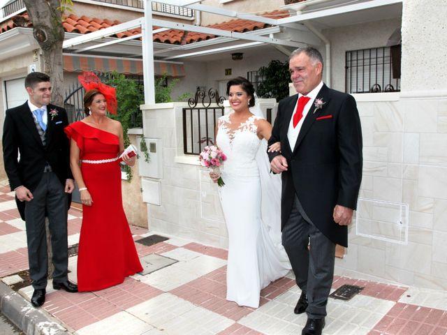 La boda de Luis Miguel y Noelia en Bailen, Jaén 21