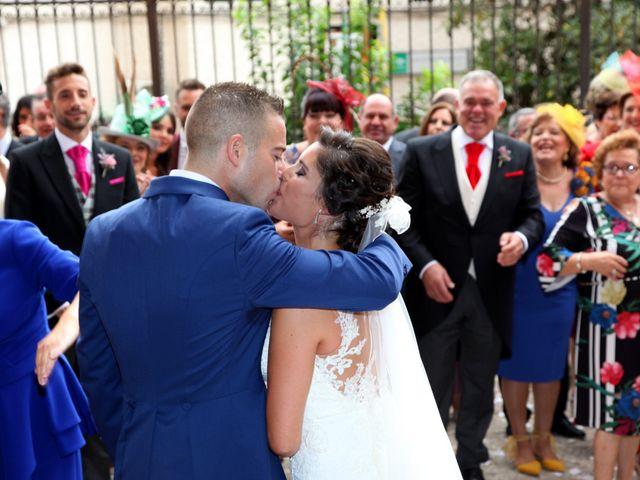 La boda de Luis Miguel y Noelia en Bailen, Jaén 29