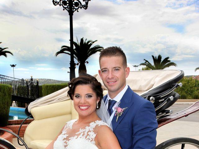 La boda de Luis Miguel y Noelia en Bailen, Jaén 30