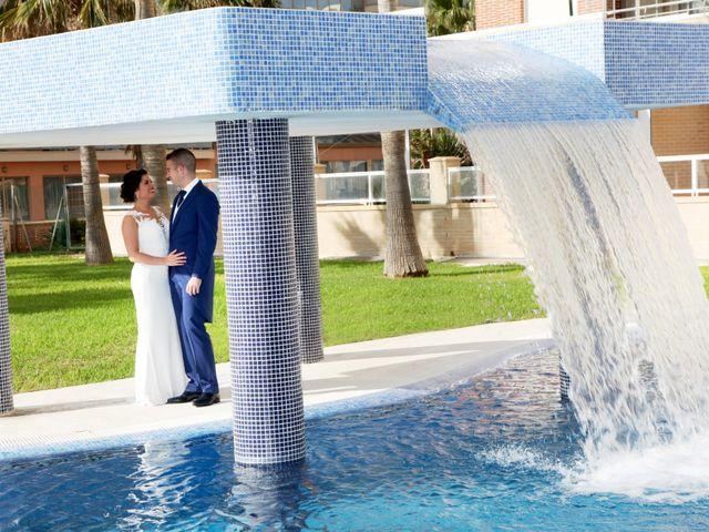La boda de Luis Miguel y Noelia en Bailen, Jaén 35