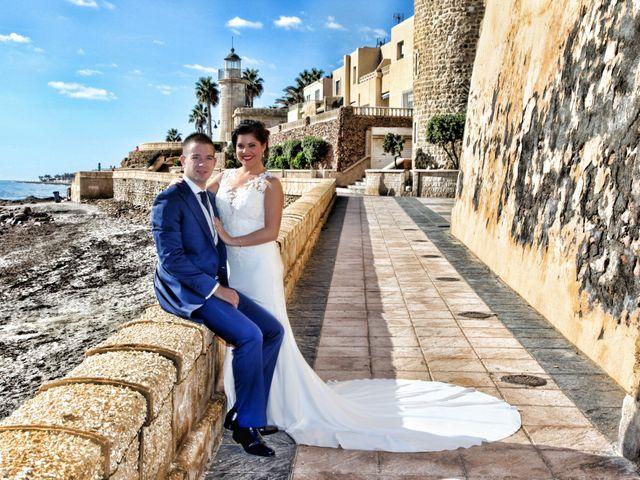 La boda de Luis Miguel y Noelia en Bailen, Jaén 37