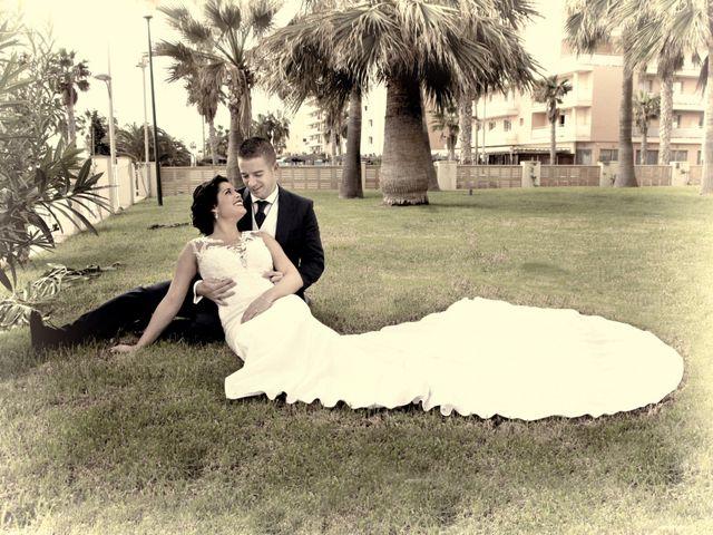 La boda de Luis Miguel y Noelia en Bailen, Jaén 39