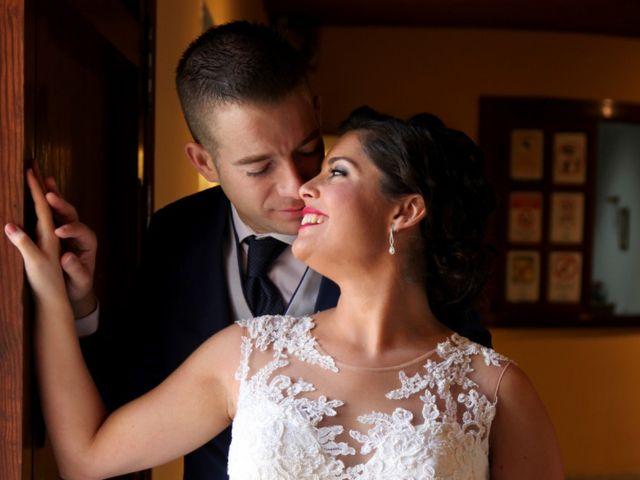 La boda de Noelia y Luis Miguel