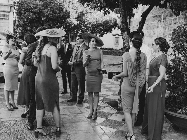 La boda de Alberto y Inma en Jerez De La Frontera, Cádiz 15