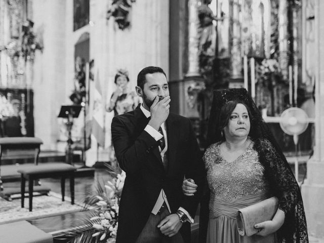 La boda de Alberto y Inma en Jerez De La Frontera, Cádiz 24