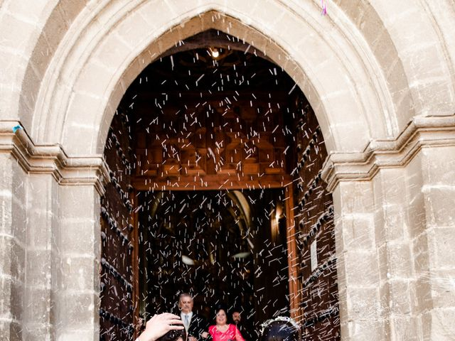 La boda de Alberto y Inma en Jerez De La Frontera, Cádiz 37