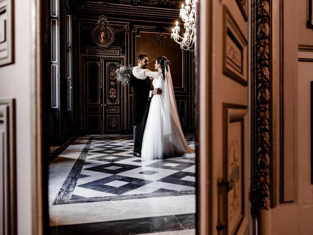 La boda de Alberto y Inma en Jerez De La Frontera, Cádiz 63