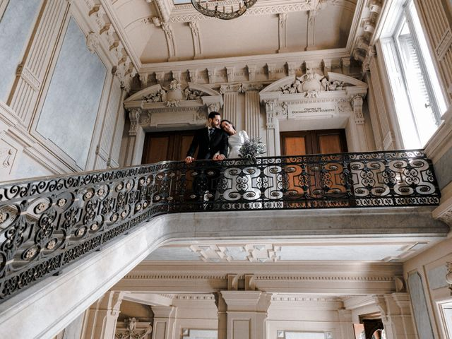 La boda de Alberto y Inma en Jerez De La Frontera, Cádiz 92