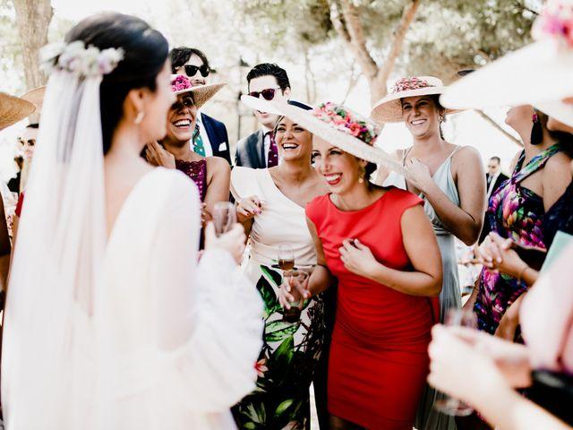 La boda de Alberto y Inma en Jerez De La Frontera, Cádiz 118