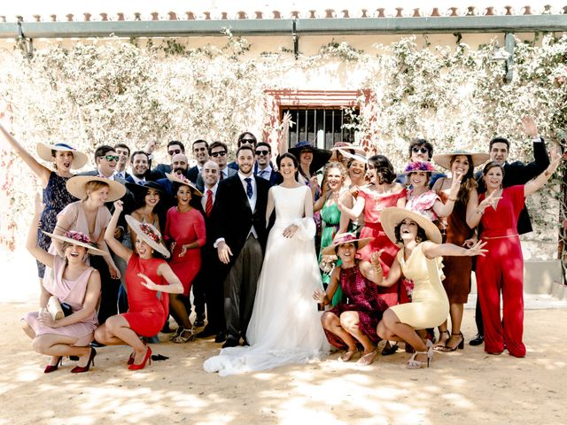 La boda de Alberto y Inma en Jerez De La Frontera, Cádiz 122