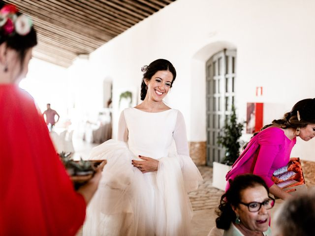La boda de Alberto y Inma en Jerez De La Frontera, Cádiz 134