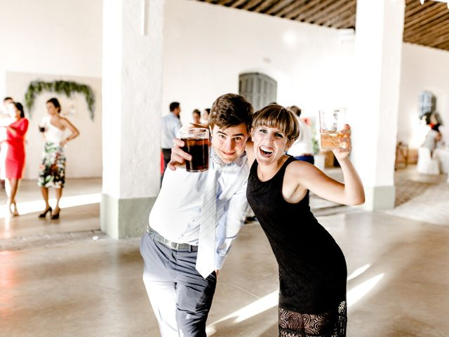La boda de Alberto y Inma en Jerez De La Frontera, Cádiz 163