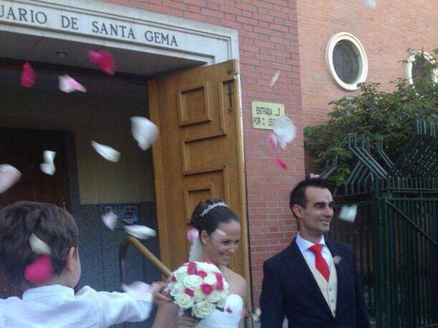 La boda de Andrés y Sara en Madrid, Madrid 3