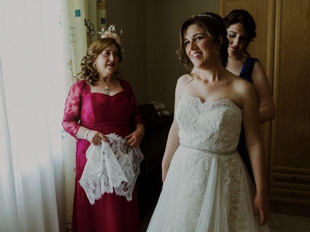 La boda de Antonio y Sonia en Villarrobledo, Albacete 10
