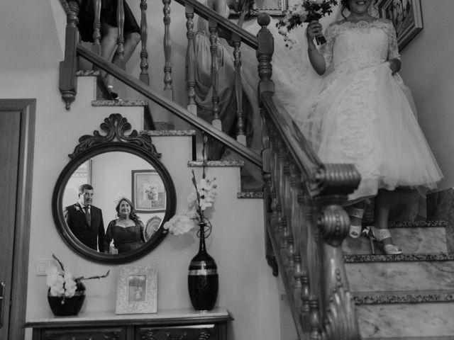 La boda de Antonio y Sonia en Villarrobledo, Albacete 15