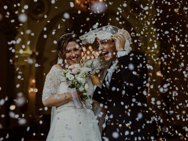 La boda de Sonia y Antonio