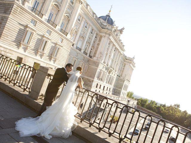 La boda de Andrés y Sara en Madrid, Madrid 2