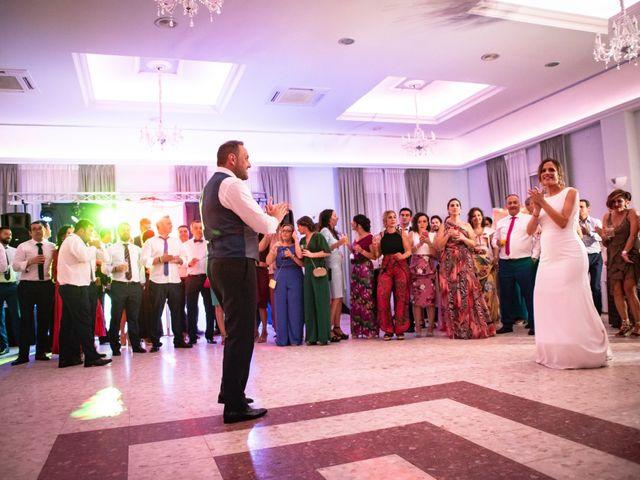 La boda de Paco y Pilar en Badajoz, Badajoz 54