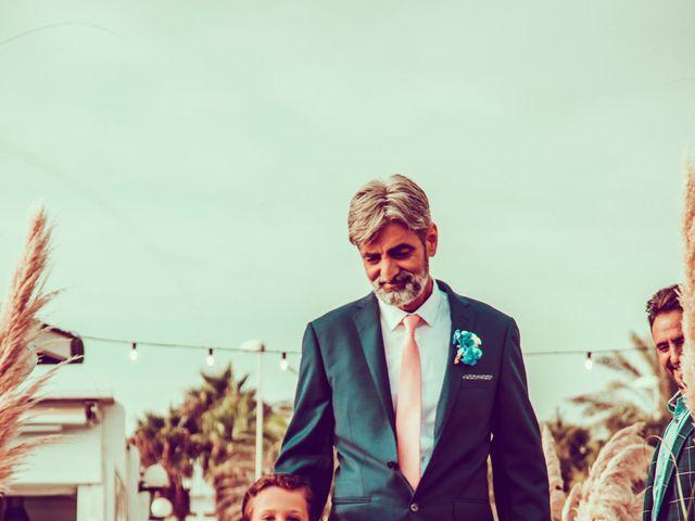 La boda de Tony y Mónica en Motril, Granada 9