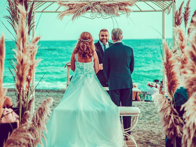 La boda de Tony y Mónica en Motril, Granada 14
