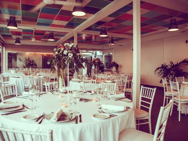 La boda de Tony y Mónica en Motril, Granada 33