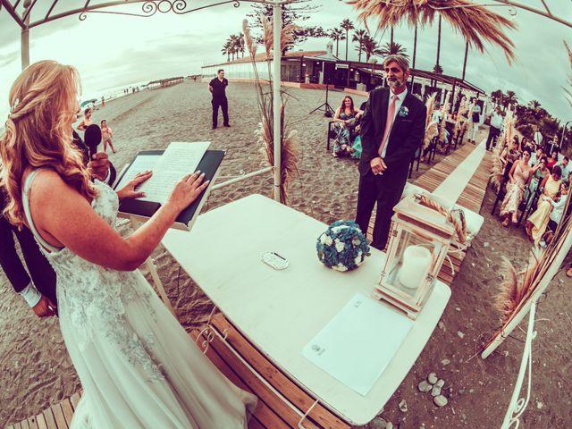 La boda de Tony y Mónica en Motril, Granada 40