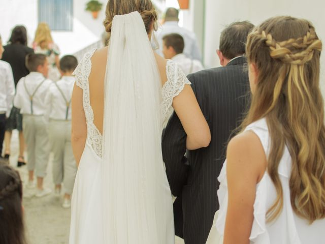 La boda de Oscar y Beatriz en Granada, Granada 17