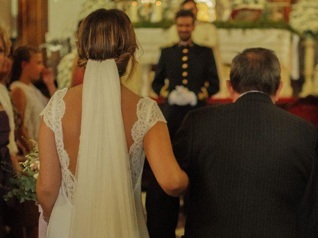 La boda de Oscar y Beatriz en Granada, Granada 19